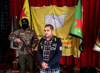 samir bougana foregn fighter isis