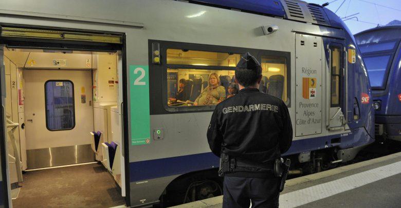 polizia francese mentone immigrati