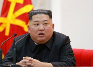 Il leader supremo della Corea del Nord Kim Jong-un