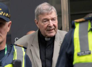 Il cardinale Pell condannato a 6 anni per pedofilia