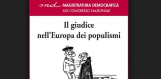 magistratura democratica vauro