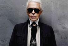 Karl Lagerfeld chanel