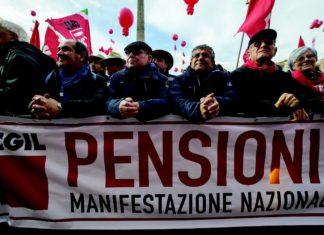 sindacati pensionati Cgil