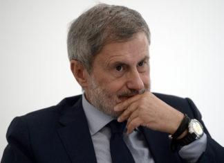 L'ex sindaco Gianni Alemanno