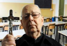 padre Amorth scuola