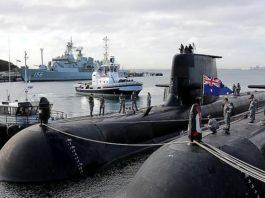 sottomarini australia