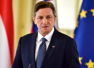 Borut Pahor, presidente Slovenia