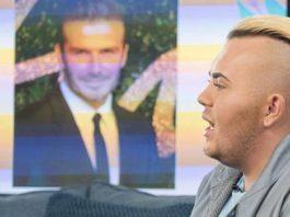 Jack Johnson sosia di Beckham vuole diventare Victoria