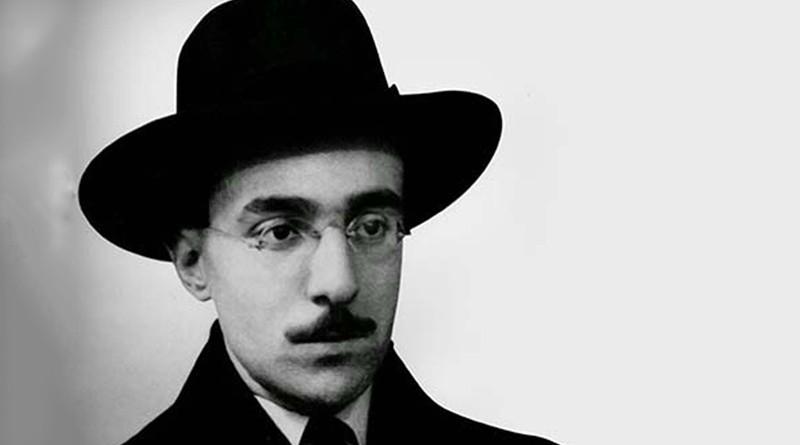 Fernando Pessoa ritratto