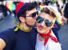 Gay Pride a Disneyland