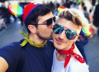 Gay Pride a Disneyland