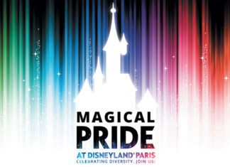 disneyland magical pride