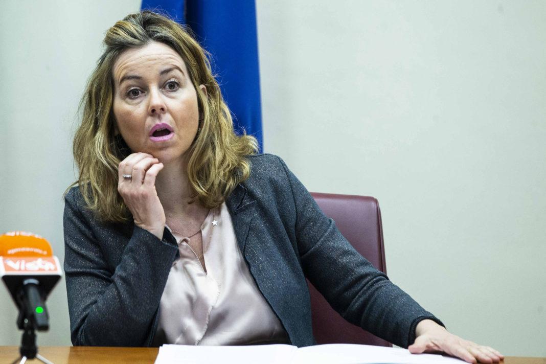 Giulia Grillo, ministro Salute