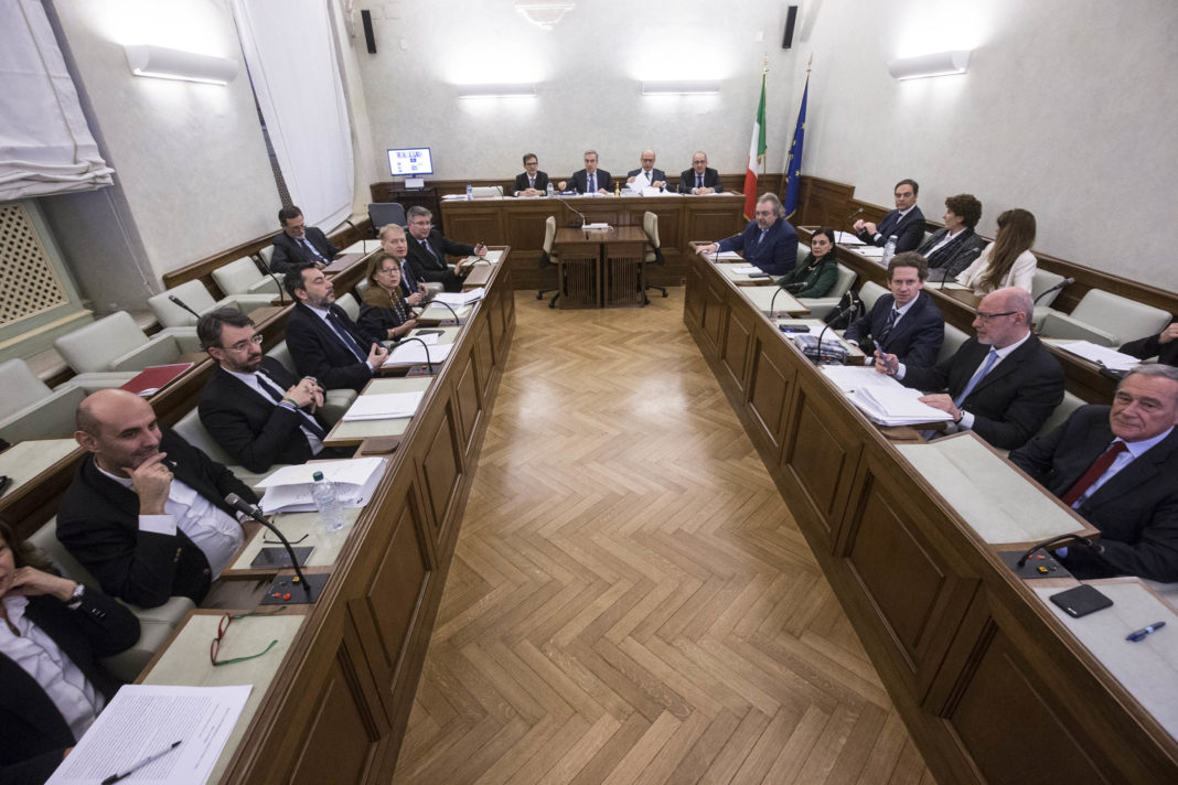 Giunta Senato voto su processo a Salvini
