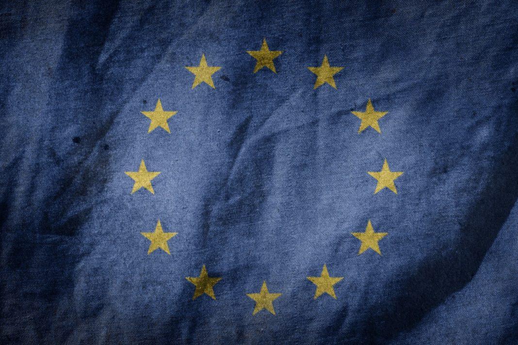 Bandiera UE, meta principale import-export italiano