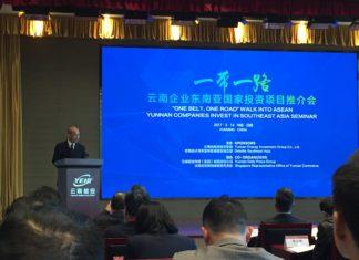 iniziativa kunming strumento di potenza della Cina