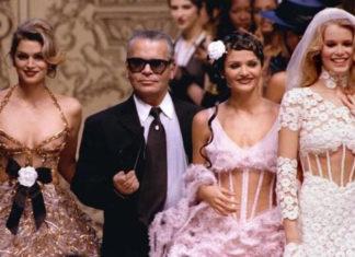 Karl Lagerfeld Misogino
