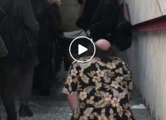Metro Roma disabile
