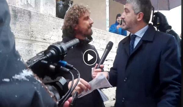 Le Iene Filippo Burla