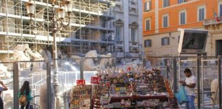 Venditori Ambulanti Roma