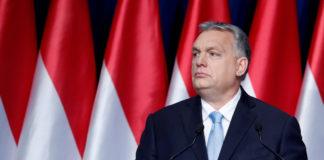 Viktor Orban, discorso alla nazione