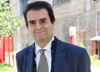 Il sindaco di Pavia Depaoli