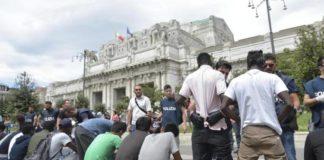 arrestat gambiana boss spaccio milano centrale
