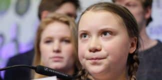 La 16 enne svedese Greta