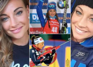 dorothea wierer coppa del mondo di biathlon