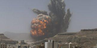 L'Arabia Saudita bombarda un ospedale in Yemen