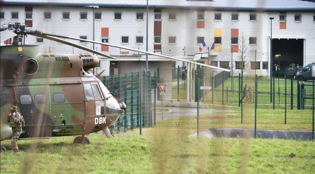 Francia, intervento polizia in carcere