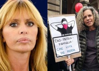Alessandra Musolini e Monica Cirinnà
