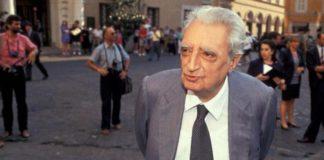 Lo storico Renzo De Felice