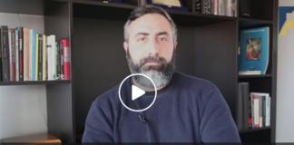 il vice direttore del Primato Nazionale Davide Di Stefano