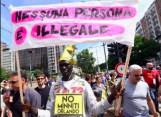 La sinistra riparta dalla marcia antirazzista