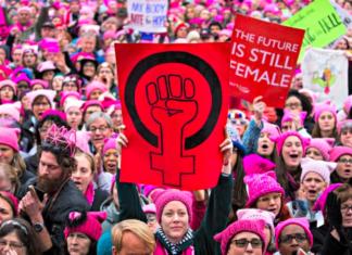 8 marzo femminismo manifestazione