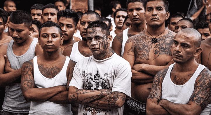 una pandilla sudamericana