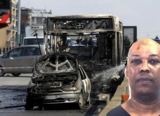 incendio autobus senegalese