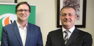 L'eurodeputato leghista Danilo Oscar Lancini in missione in Sudafrica