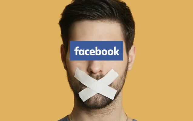 censura facebook nazionalismo bianco