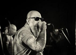 Il cantante degli ZetaZeroAlfa Gianluca Iannone