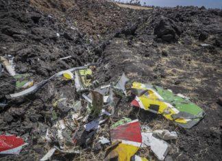 Otto gli italiani a bordo dell'aereo precipitato in Etiopia