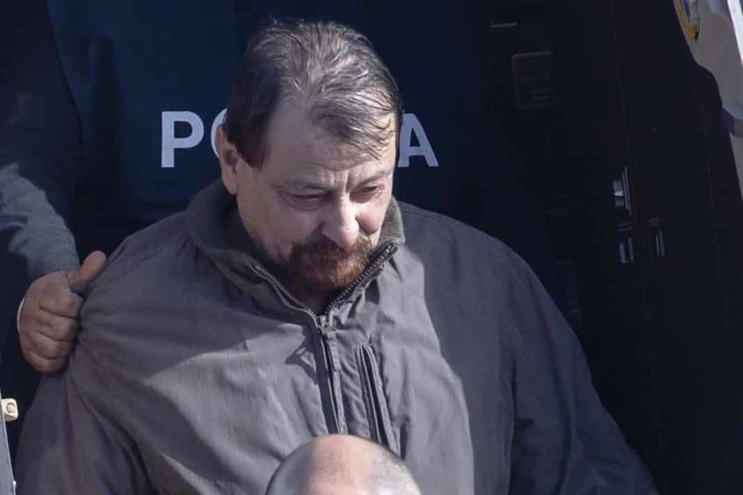 Il terrorista Cesare Battisti