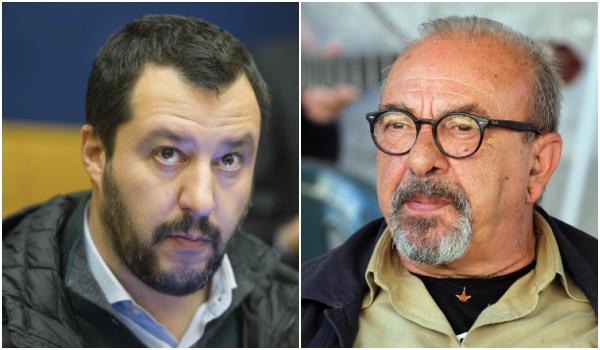 """""""Sette modi per uccidere Salvini"""": l'ultima di Vauro sul leader leghista!"""