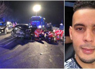 tragedia di porto recanati incidente mortale provocato da marocchino pregiudicato