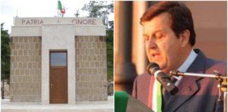 sindaco Viri condannato per sacrario fascista