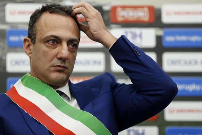 Marcello De Vito, presidente dell'Assemblea Capitolina
