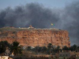 rocca di baghuz in siria