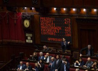Camera, approvazione ddl sulla legittima difesa