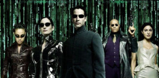 the matrix film